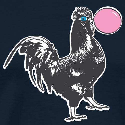 Chicken Chews Bubble Gum - Men's Premium T-Shirt