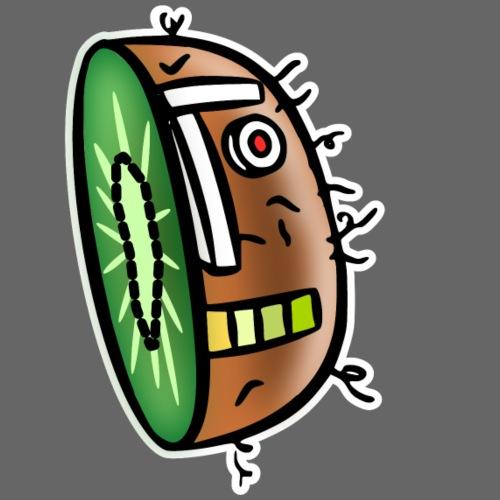 Kiwi Bot - Men's Premium T-Shirt
