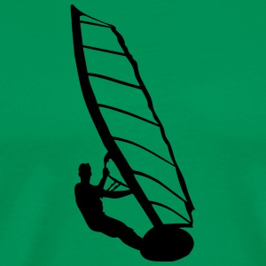 Windsurfer - Men's Premium T-Shirt