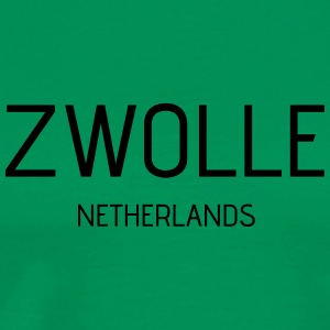 zwolle - Men's Premium T-Shirt