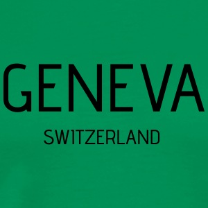 Geneva - Men's Premium T-Shirt