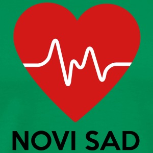 Heart Novi Sad - Men's Premium T-Shirt