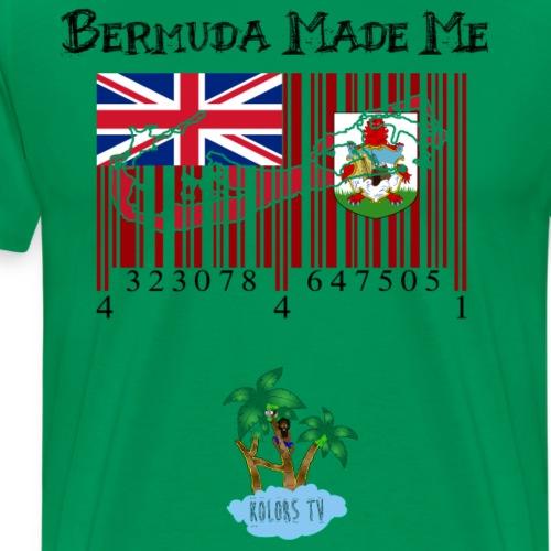 Bermuda made me original - Men's Premium T-Shirt