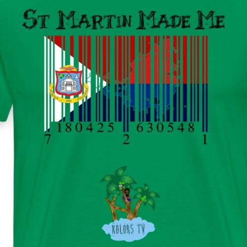 st Martin made me - Men's Premium T-Shirt
