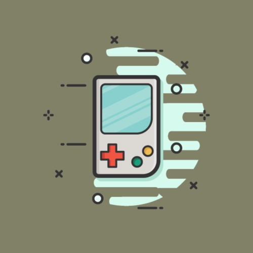 game boy - Men's Premium T-Shirt