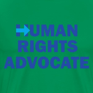 Human-Rights-Advocate - Men's Premium T-Shirt