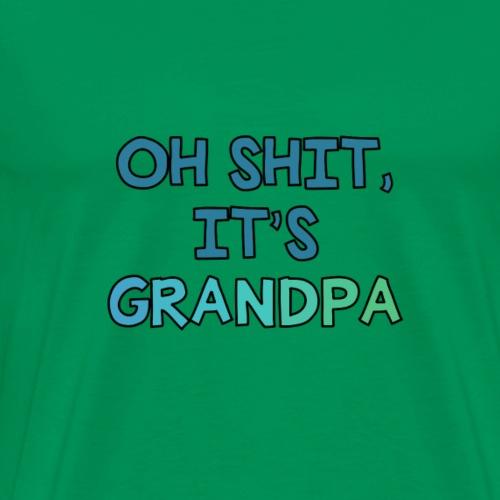 Hey Grandpa - Men's Premium T-Shirt