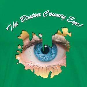 The Benton County Eye! - Men's Premium T-Shirt