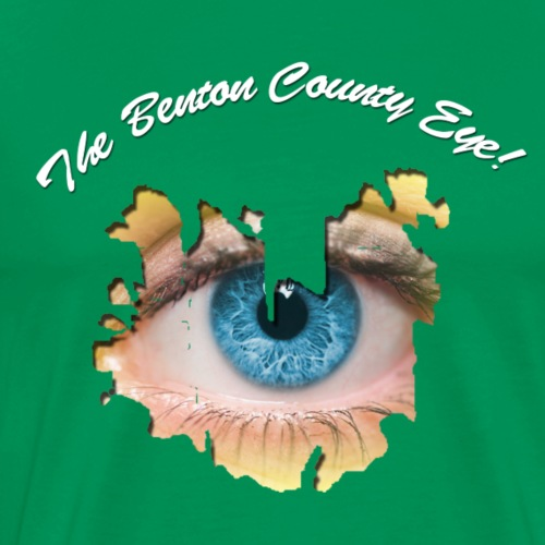 The Benton County Eye! - Men's Premium T-Shirt