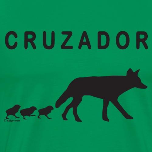 Cruzador-Border Crosser - Men's Premium T-Shirt