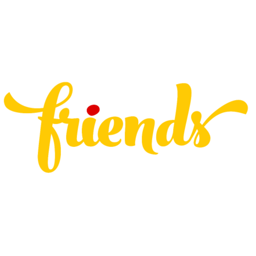 Hello, Friends - Men's Premium T-Shirt