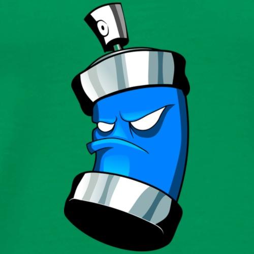 Spray can logo - Men's Premium T-Shirt