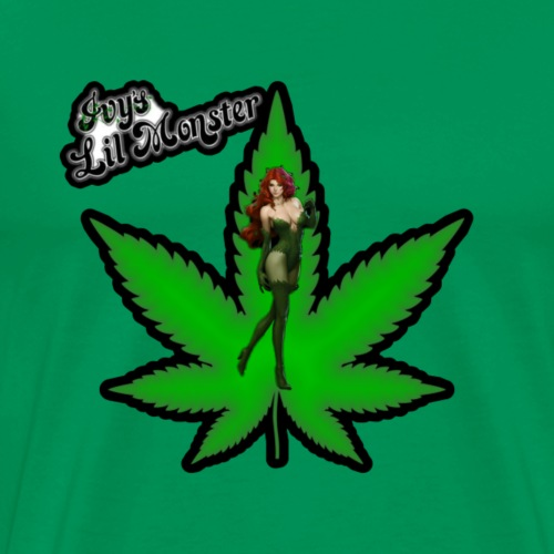 Ivy's lil monster - Men's Premium T-Shirt
