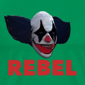 Rebel CLown - Men's Premium T-Shirt