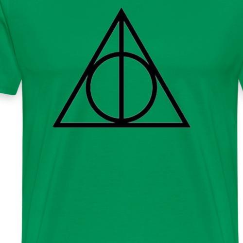 Deathly - Men's Premium T-Shirt