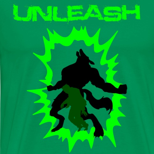 Unleash 2 - Men's Premium T-Shirt