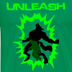 Unleash 2 - Men's Premium T-Shirt