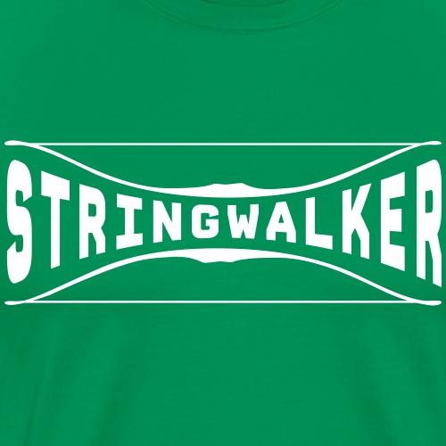 Stringwalker (Archery by BOWTIQUE) - Men's Premium T-Shirt