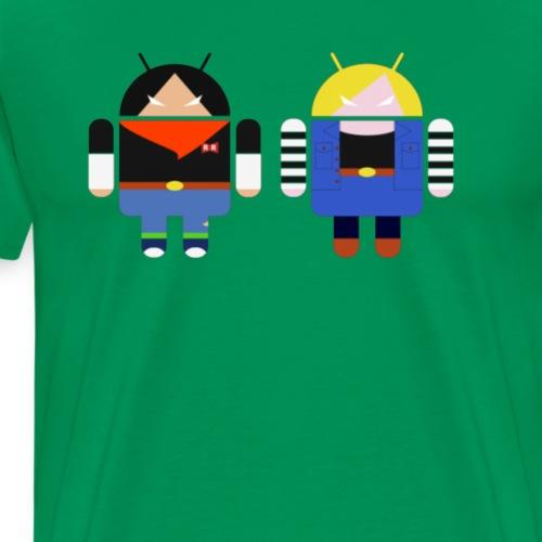 ANDROIDS - Men's Premium T-Shirt