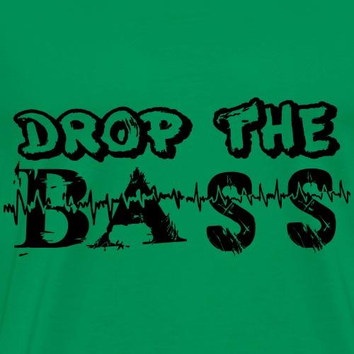 dropthebass - Men's Premium T-Shirt