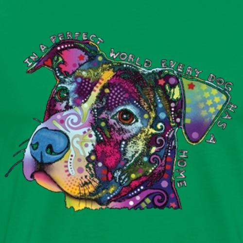 Dog lovers (2) - Men's Premium T-Shirt