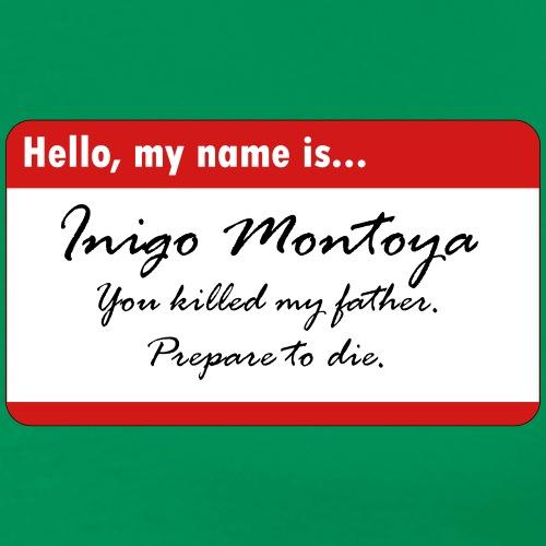 Inigo Montoya - Men's Premium T-Shirt
