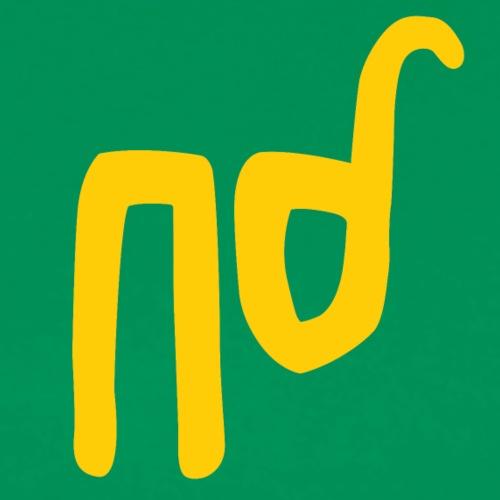 Natty Design Logo - Men's Premium T-Shirt