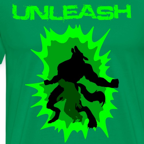 Unleash - Men's Premium T-Shirt