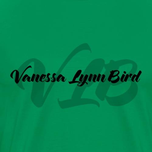 VLB Black Logo - Men's Premium T-Shirt