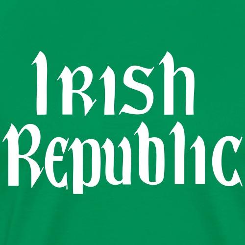 Irish Republic - Men's Premium T-Shirt