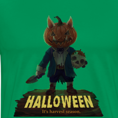 pumpkin killer - Men's Premium T-Shirt