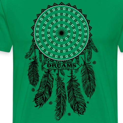 Optical Illusion Dream Catcher T-Shirt - Men's Premium T-Shirt