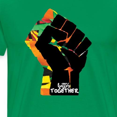Better2gether - Men's Premium T-Shirt