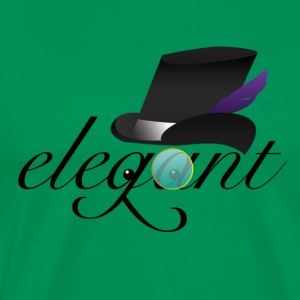 Elegant - Men's Premium T-Shirt