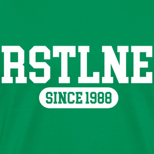 RSTLNE - Since 1988 - Men's Premium T-Shirt