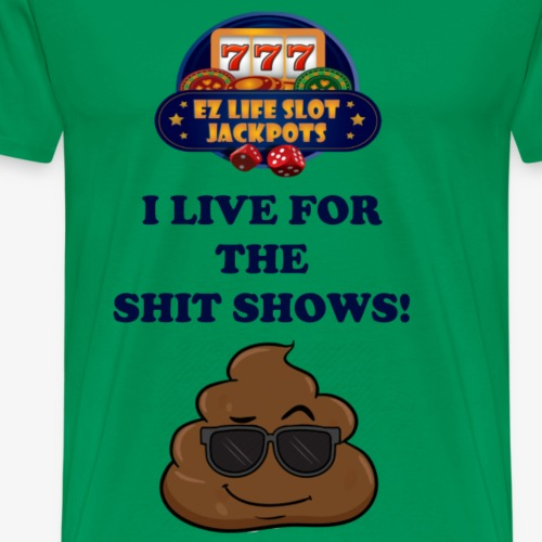 poop show - Men's Premium T-Shirt