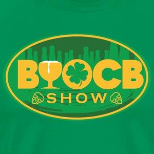 BYOCB Shamrock - Men's Premium T-Shirt
