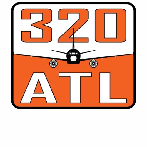ATL 320 - Men's Premium T-Shirt