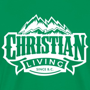 Christian Living - Men's Premium T-Shirt