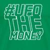 ALIENS WITH WIGS - #UFOTheMoney? - Men's Premium T-Shirt