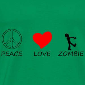 peace love29 - Men's Premium T-Shirt