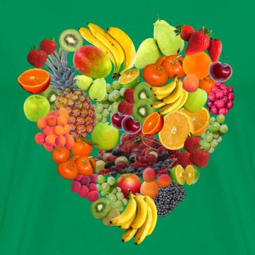 Fruit Lovers Isle - Men's Premium T-Shirt