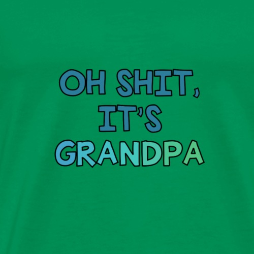 Hey Grandpa - Men's Premium T-Shirt