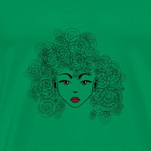 Swirlz - Men's Premium T-Shirt