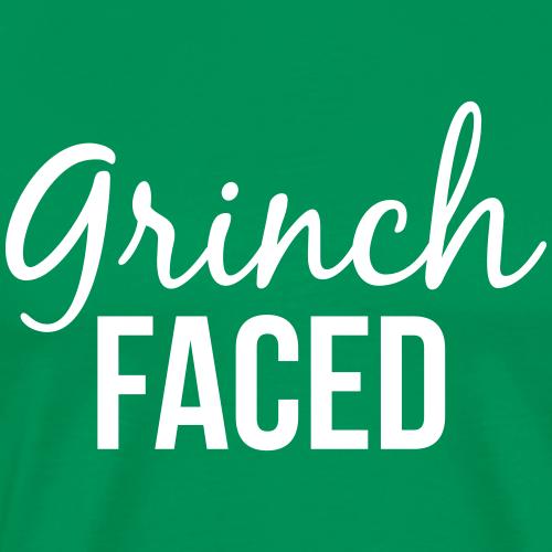 Grinch Faced - Men's Premium T-Shirt