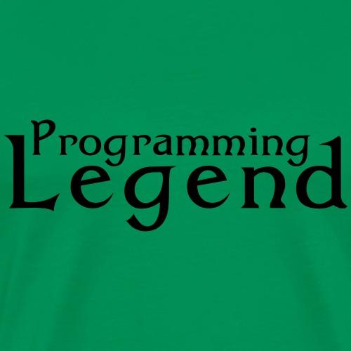 Programming Legend - Men's Premium T-Shirt