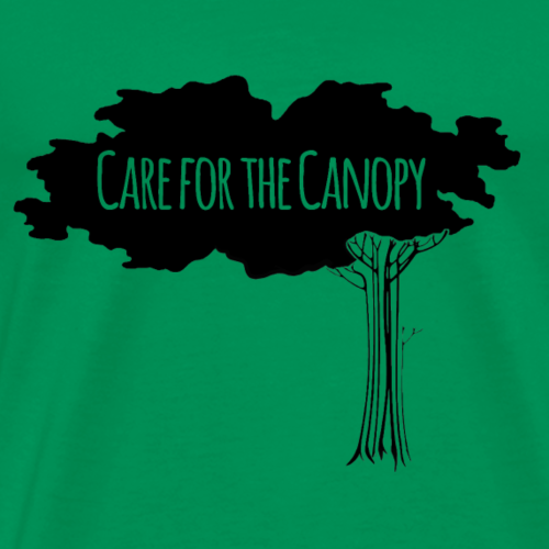 Care For The Canopy - Men's Premium T-Shirt