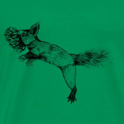 Squirrel - Men's Premium T-Shirt