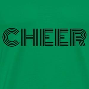 CHEER - Men's Premium T-Shirt