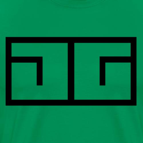 Original JG Logo - Men's Premium T-Shirt